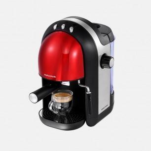 摩飞意式咖啡机MR4667 15bar恒压萃取 英国智能家居