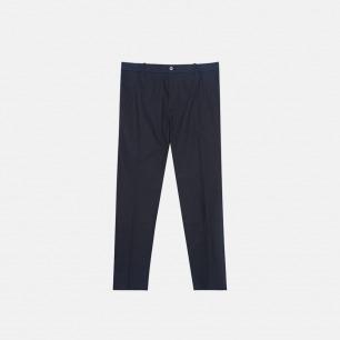 锥形9分长裤 日本进口全棉布料 17A-52C05