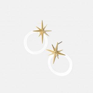 胶囊系列 星芒耳饰 | 精致独特 时尚潮流