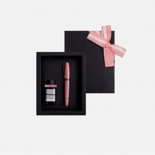 安迪系列 钢笔墨水礼盒装  【粉红】 | 对使用笔和文字有细腻追求