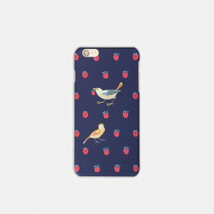 草莓小偷延伸版艺术手机壳 | 多款可选 设计极致完美