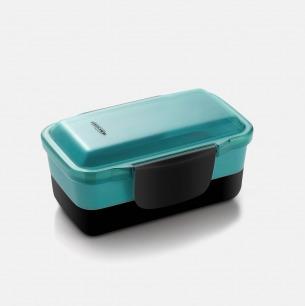 日式携式双层饭盒 | 可变双层 更多空间【两色可选】