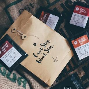 精品挂耳咖啡20包澎湃装 | 多产地混合装