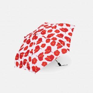 创意设计 浪漫花园晴雨伞 | 超轻便携 防紫外线防泼水 【两色两款可选】