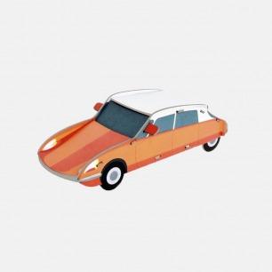 经典铁雪龙车纸模型 | 简约却不失独特