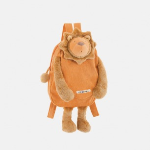 宝贝最爱的狮子小背包   法国原创设计 可爱有趣