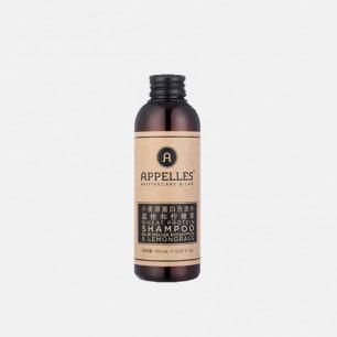 小麦原蛋白洗发水 | 提高头发柔韧性 恢复光泽