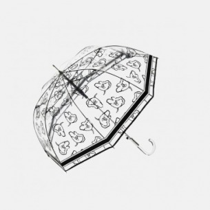 透明晴雨伞 多款可选 | 原创设计 8骨直柄