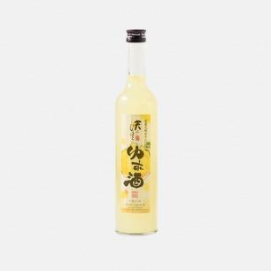 侠骨柔情柚子甜香酒   日本进口源自三百年老酒造