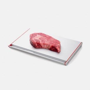 摩登款鲜解冻菜板   保持食材质地,享有新鲜口感