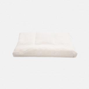 天然乳胶颗粒护颈枕头   阿联酋航空头等舱、希尔顿酒店之选