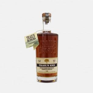 肯塔基波本威士忌   俄勒冈州橡木桶中手工陈年烈酒