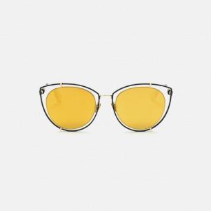 复古猫眼VYT系列太阳镜 | 頑皮和圓鏡的復古