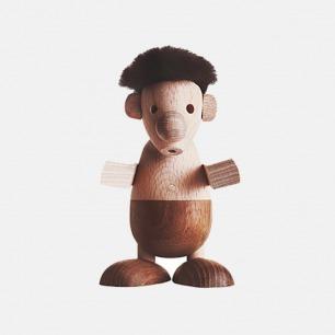 Strit小矮人 | 丹麦经典玩偶 手工制作