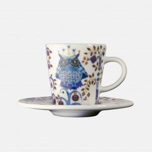 魔幻森林Espresso陶瓷咖啡杯