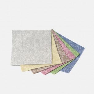 意大利 花色系列织物工艺餐巾纸 | 织物触感 柔软舒适