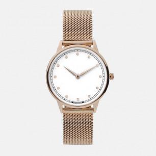 潮流时尚女士石英腕表 | 签名系列 表盘33mm