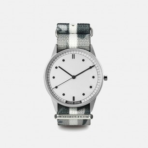 时尚情侣石英腕表 | 尼龙中性手表