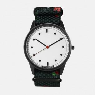 潮流时尚防水石英腕表 | 韩星李圣经同款 两色可选 表盘38mm