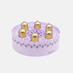 蛋糕音乐盒水性胶囊甲油   【特别款礼盒】