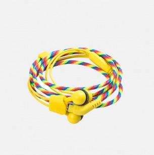 手链式入耳耳机 | 绕在手腕间的时尚