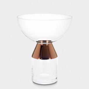 手工镀铜玻璃花瓶 | 英国鬼才设计师的生活美学