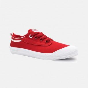 中国红限量款帆布鞋   众多明星网红同款