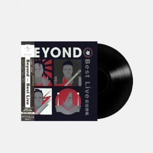Beyond-最佳现场Best Live 黑胶唱片 LP