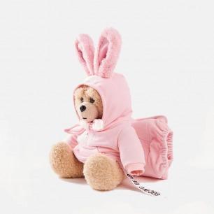 玩偶兔子暖手宝 2色可选 | 安全充电 温暖走心好设计