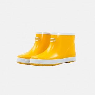 多彩儿童雨靴   天然环保橡胶 纯手工制造