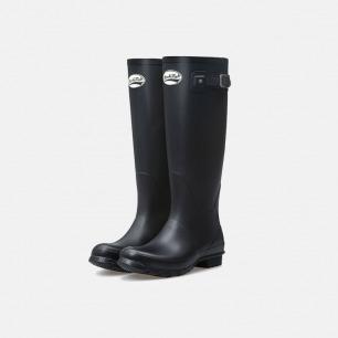 经典威灵顿高筒雨靴-哑光   天然环保橡胶 纯手工制造