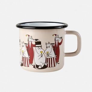 姆明珐琅搪瓷杯370ml   来自北欧的品味