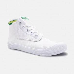经典高帮帆布鞋 男女同款   众多明星同款 两色可选