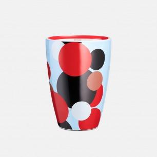 花瓣弧形双层隔热马克杯 | 漂亮喝水的理由
