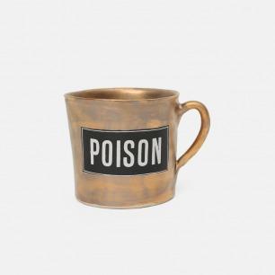 Poison黑金马克杯 | 把巴洛克的奢华带进生活