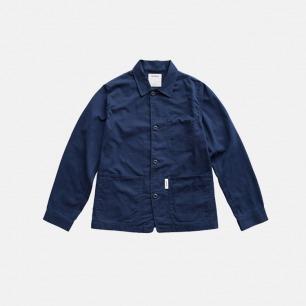 法式工装外套