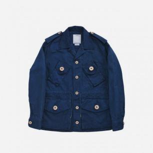 VISVIM 蓝色军装夹克