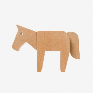 Dovetail Horse Toy