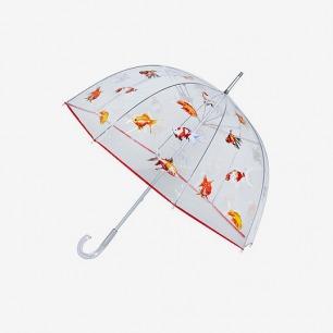 金鱼透明雨伞