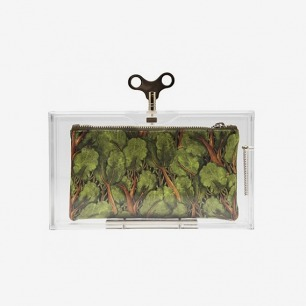 Charlotte Olympia Wind Up Pandora Clutch - The Webster - Farfetch.com