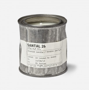 LE LABO santal 26 锡桶蜡烛