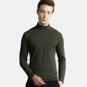 半高领绿色打底衫 | 纽约时装周设计师品牌