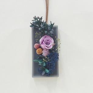 小秘密花艺香薰蜡片 | 天然植物精油 花园的遐想