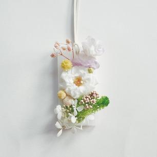 小阳光花艺香薰蜡片 | 天然植物精油 花房灿烂