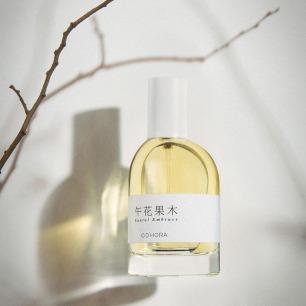 """午花果木-令女人爱上的""""男人香""""   中国首个调香设计师品牌"""