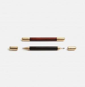 Ruyee Pen 如意笔 | 黄铜实木礼盒装 多款可选