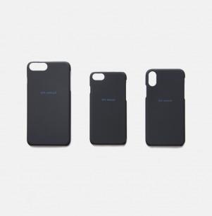创意简约苹果手机壳 | 90%absurd黑色幽默