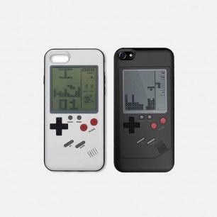 怀旧游戏手机壳   数十款经典游戏任你玩!