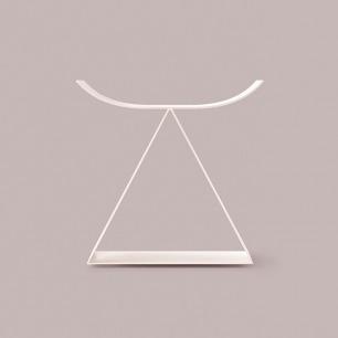 字谜系列-席·置物架 | 设计师佐藤大设计【多色】