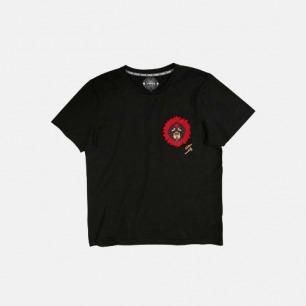 藏獒纯棉黑白情侣款T恤-男士 | 原创设计 自由张扬【两色】